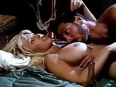 Victoria Paris, Steve Drake in huge-boobed bimbo in ebony boots performs vintage intercourse