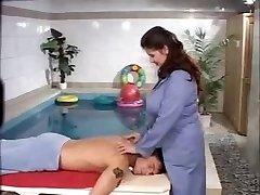 pěkné bbw masáž