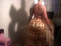 South African Bum Slut God