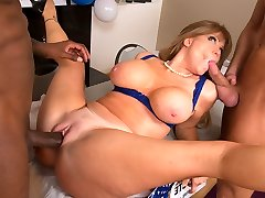 Darla Crane & Bill Bailey & Jon Jon in My Friends Super Hot Mommy