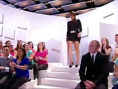 Marion Bartoli Legs And Bum In High High-heeled Shoes