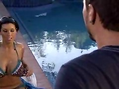 Pool pulverize with Dylan Ryder