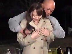 marina shiraishi obrovský prsa dívka mít sex venkovní