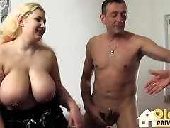 Big ample tits for you