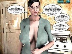 TrioD Comic: Raymond. Episodes 3-6