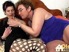 Staré ošklivé lesbičky