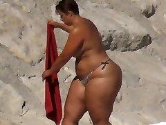 BBW Velký Zadek na Pláži