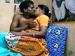 Indické Starší Pár Z Cochin Sex