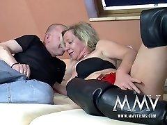 MMV FILMS German Mature Couple
