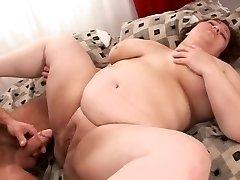 Zralé Velký Tlustý Cream Pie 8