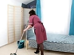 boy plumb hairy mature maid
