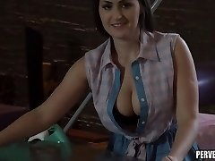 Big Tit Youthful Maid