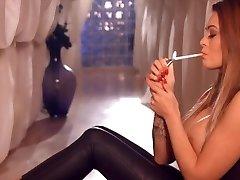 Hot Smoking Female