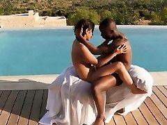 Exotic Ebony Cougar Love Adventures