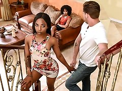 Like Mother Like Stepdaughter - BrazzersNetwork