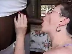 Grandma needs black Cock