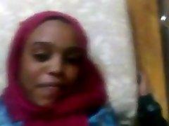 Poking Ethiopian Muslim Maid Hijabi Oromo