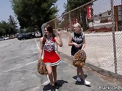American teen girls go black