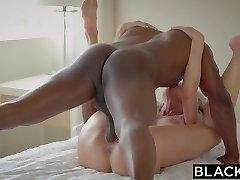 BLACKED Cheating Milf Brandi Loves First Big Dark-hued Cock