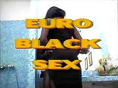 Černá Euro Sex