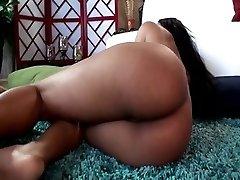 Hottest pornstar Leilani Leeanne in best black, blowjob porn episode