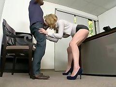Sexy Boss Loves BBC...F70