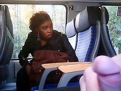 闪烁的热黑人女孩-Flostylez