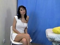 Sexy teen receives a hard tearing up