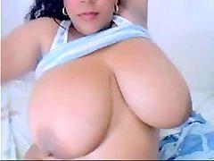 velké kozy těhotná ebony latina