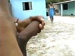 Brazilští Extrémní Deepthroat Otrok