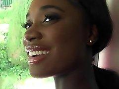 可爱的黑女孩