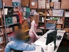 ShopLyfter - Teenage Stripdowns and Smashes Loss Prevention Officer