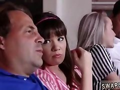 Mommy associate's daughter blackmail Movie
