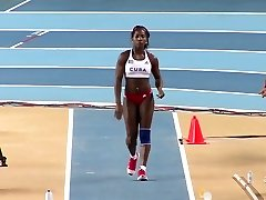 Yarisley Silva: Wonderful ASS Cuban Olympics Pillar Vault - Ameman