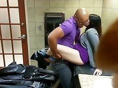 Cute Beautifull Girl Smashed In Mall Toilet