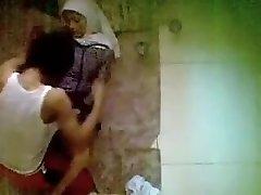 Hijabi Horny Arabian immature Boink Caught By Hidden Web Cam