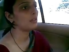 desi aunty fucking with her bf in van bj joy