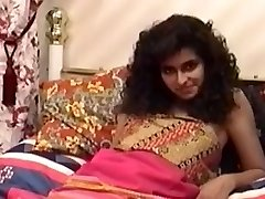 Young Brit Indian Teen With a Lovely Hairy Pussy!!!