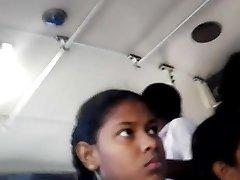 Sri lankan school girl upskirt