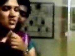 indian schoolgirl kiss with boyfriend
