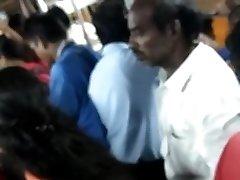 Chennai Bus Gropings - 05 - Beauty vs Beast