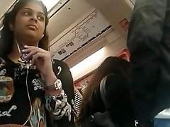 Candid - Gorgeours Paki Indian Desi Honey With a Big Booty