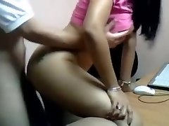 Desi Angel Drilled By Boss In Office
