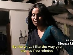 Bored Indian Housewife Begs For Trio Sum (English slaves)