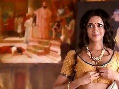 Indian Actress Nandana Sen Topless Sequence