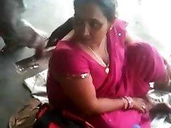 Big-boobed Indian MILF on a Instruct Station 2 (o) (o)