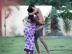 Telugu Doll Swathi Naidu Romancing with a fellow