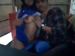 Bangladeshi Boyfriend& Girlfriend in restaurant 3-Full on hotcamgirls . in