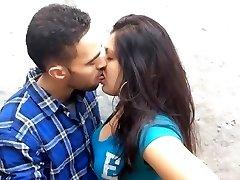 boyfriend kiss and pressing melon 1
