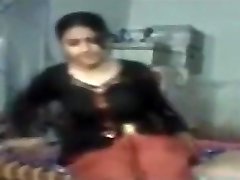 Cute Indian Muslim Woman Pounded by Neighbor Uncle